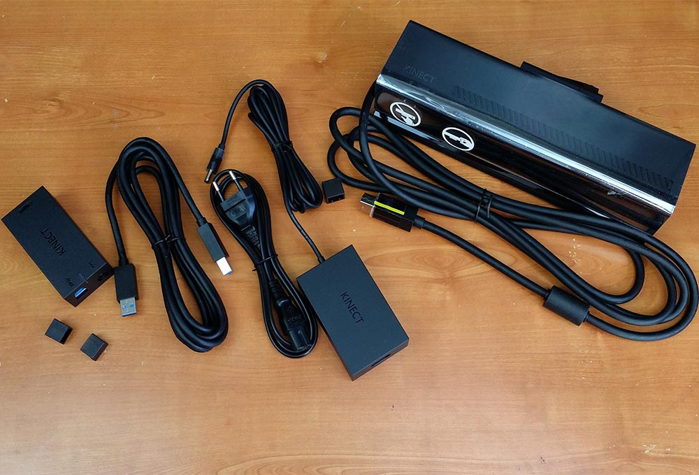 adaptateur Kinect