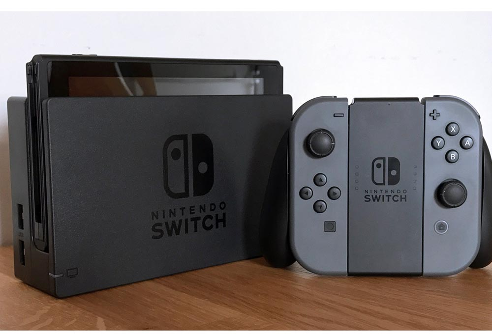 piratage de la Nintendo Switch