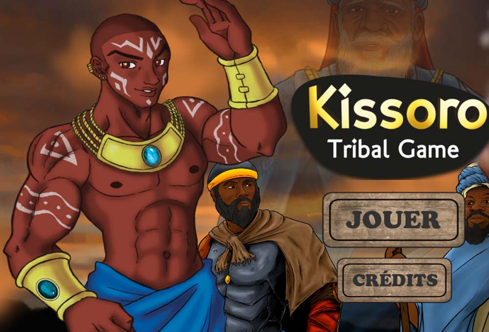 Kissoro Tribal Game