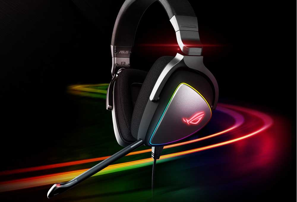 casque gaming ROG Delta