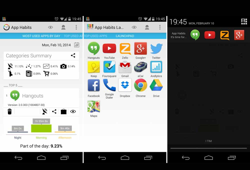 Applis Android
